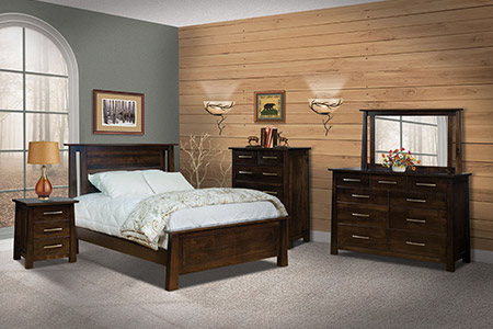 Amish Furniture Handcrafted Wood Furniture Toledo Oh