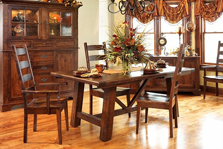 Tremendous Amish Furniture Handcrafted Wood Furniture Toledo Oh Interior Design Ideas Philsoteloinfo
