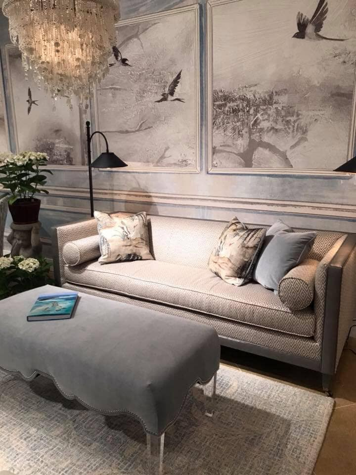 All About Sofas: Is Leather or Cloth Best? Heritage House ...