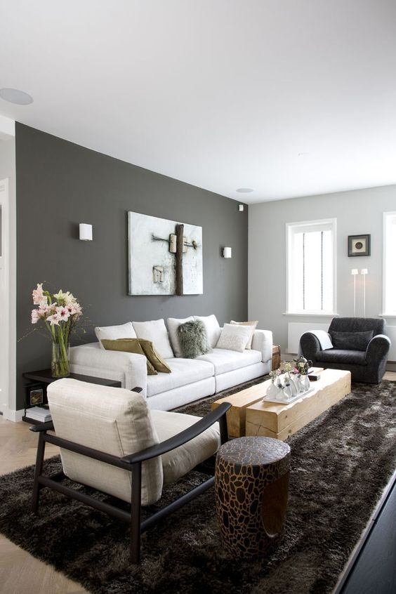 Choosing Living Room Colors: Guide For Choosing Living Room Colors