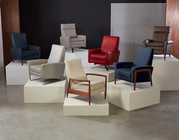 reinvented recliner gallery
